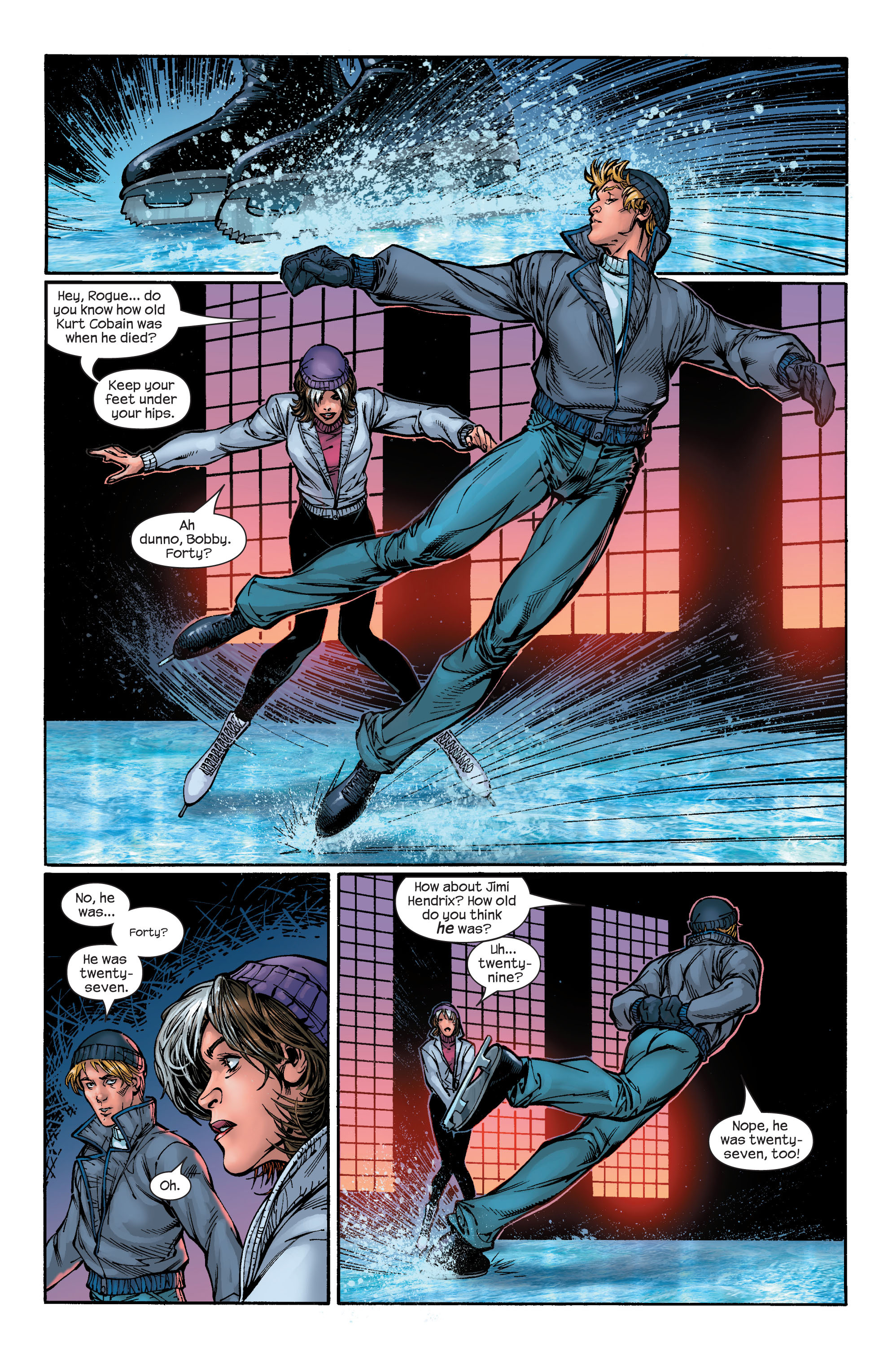 Read online Ultimate X-Men comic -  Issue #46 - 15