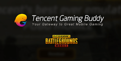 PUBG for PC using Tencent