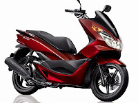 Harga Motor Honda PCX 150 Terbaru Bulan Oktober 2015