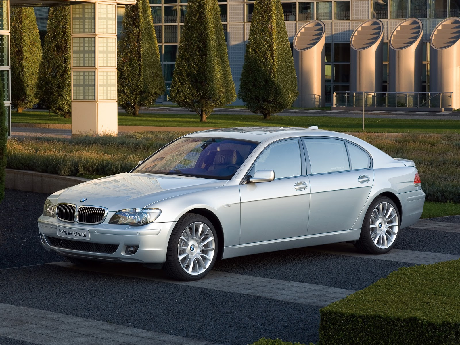 automotive database bmw 7 series e65. Black Bedroom Furniture Sets. Home Design Ideas