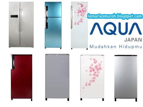Harga Kulkas Aqua