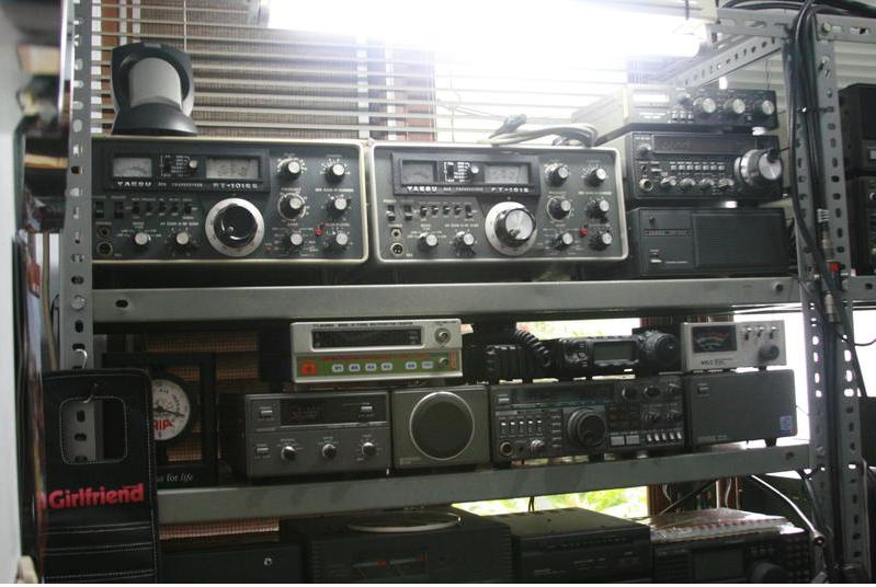 Amateur Radio Station Wb4omm: AMATEUR RADIO STATION YBØJZS: My Equipment