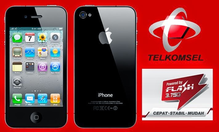 Paket Internet iPhone Bulanan Telkomsel
