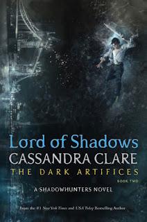 Lord of Shadows de Cassandra Clare l(The Mortal Instruments : Renaissance #2)