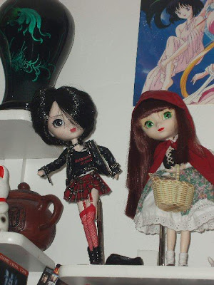 ma collection de Pullips