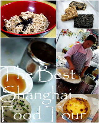 Travel the World: A Shanghai China breakfast food tour with UnTour Shanghai.