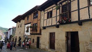 Santillana del Mar, Cantabria.