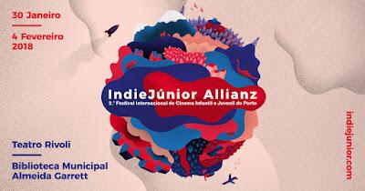 IndieJunior Regressa ao Porto em 2018