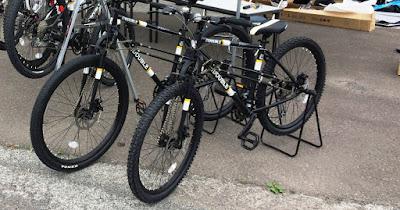 パワフルな2輪駆動の自転車DOUBLE