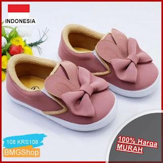 KRS108 Sepatu Slip On Anak Balita BMGShop