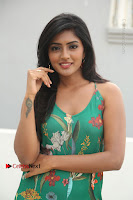 Actress Eesha Latest Pos in Green Floral Jumpsuit at Darshakudu Movie Teaser Launch .COM 0069.JPG