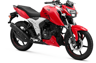 best 150cc bike for long drive, Tvs apache rtr 160 4v