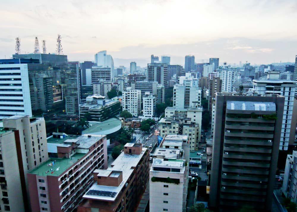 Caracas, Capital da Venezuela