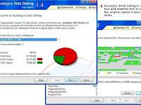Pakai Auslogics Disk Defrag, Cara Tepat Menjaga Performa Harddisk