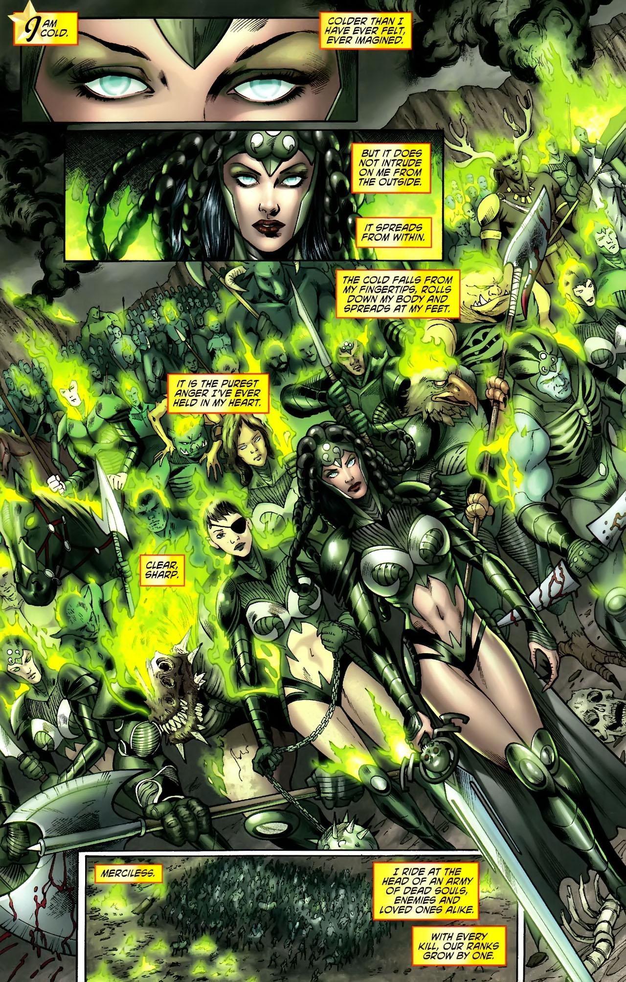 Read online Wonder Woman (2006) comic -  Issue #611 - 15
