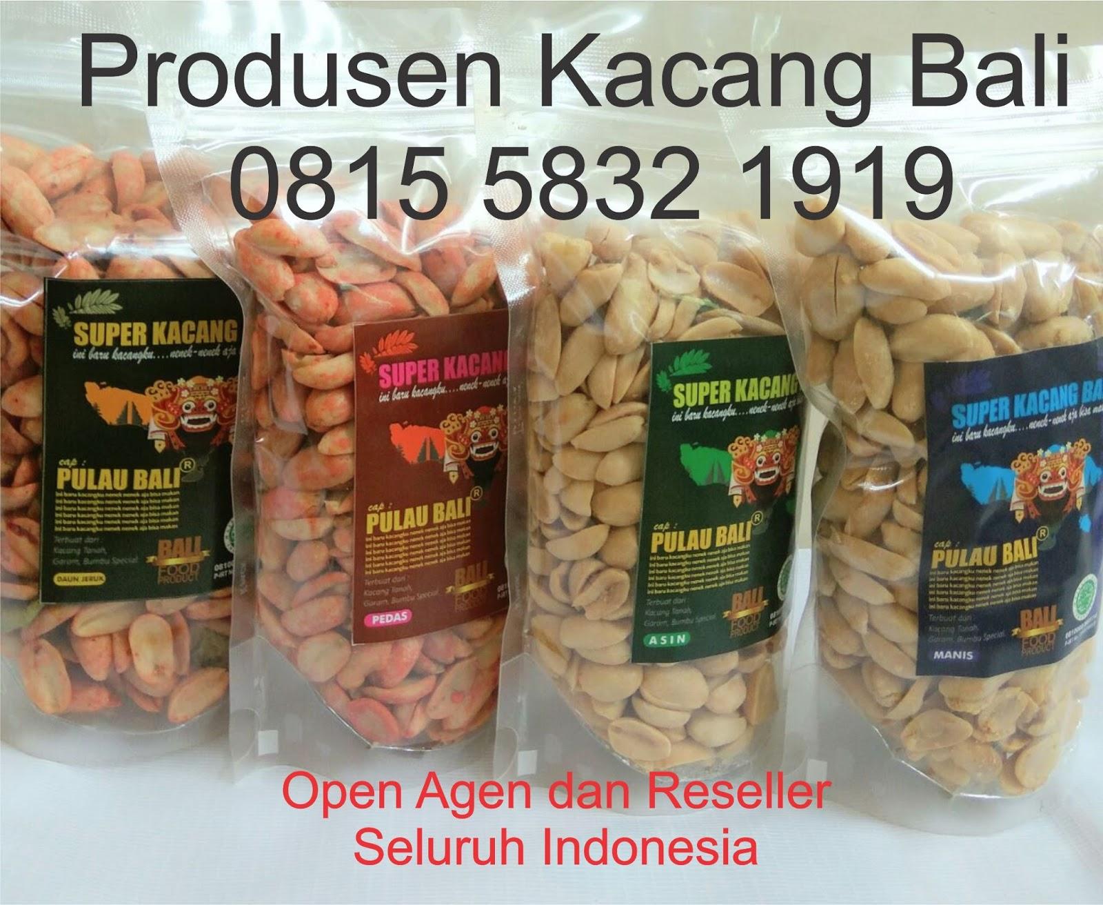 Harga Jual Kacang Bali Jagonya Beli Karunia Ayu 1kg By Supplier Murah Di Bekasi