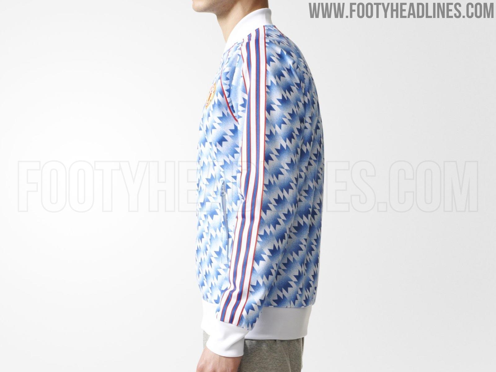 manchester united adidas originals 92