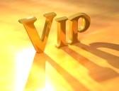 special VIP treatment