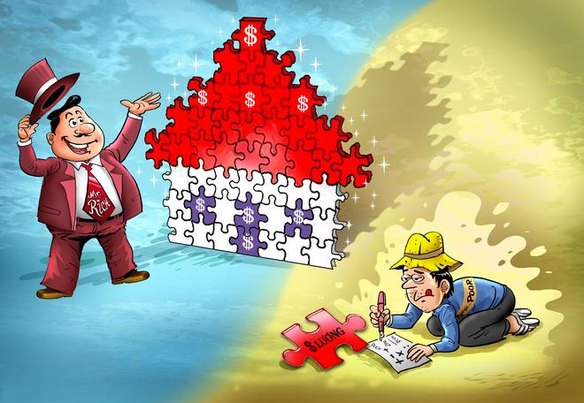 cách quản lý tài sản của người giàu