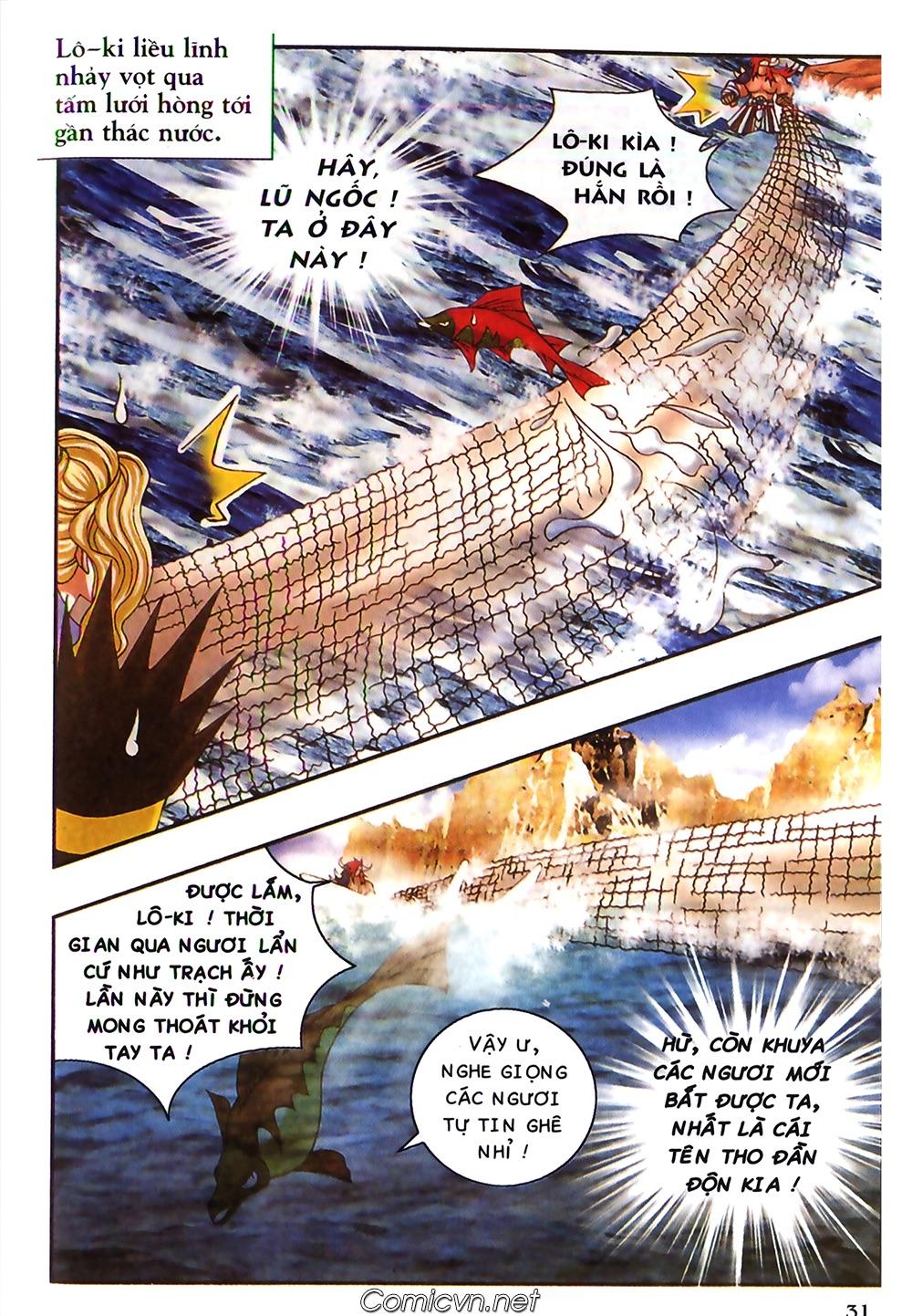 Thần thoại Bắc Âu - Chapter 47: Gieo gió gặt bão - Pic 32