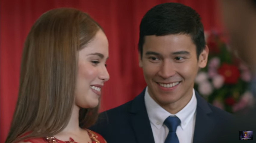 Mano Po 7 Chinoy 2016 family drama directed by Ian Loreños featuring Enchong Dee and Jessy Mendiola love team