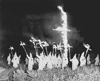 Ku Klux Klan Gar Nix