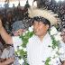 Presidente Evo Morales plantea revisar himnos de Santa Cruz y Ouro