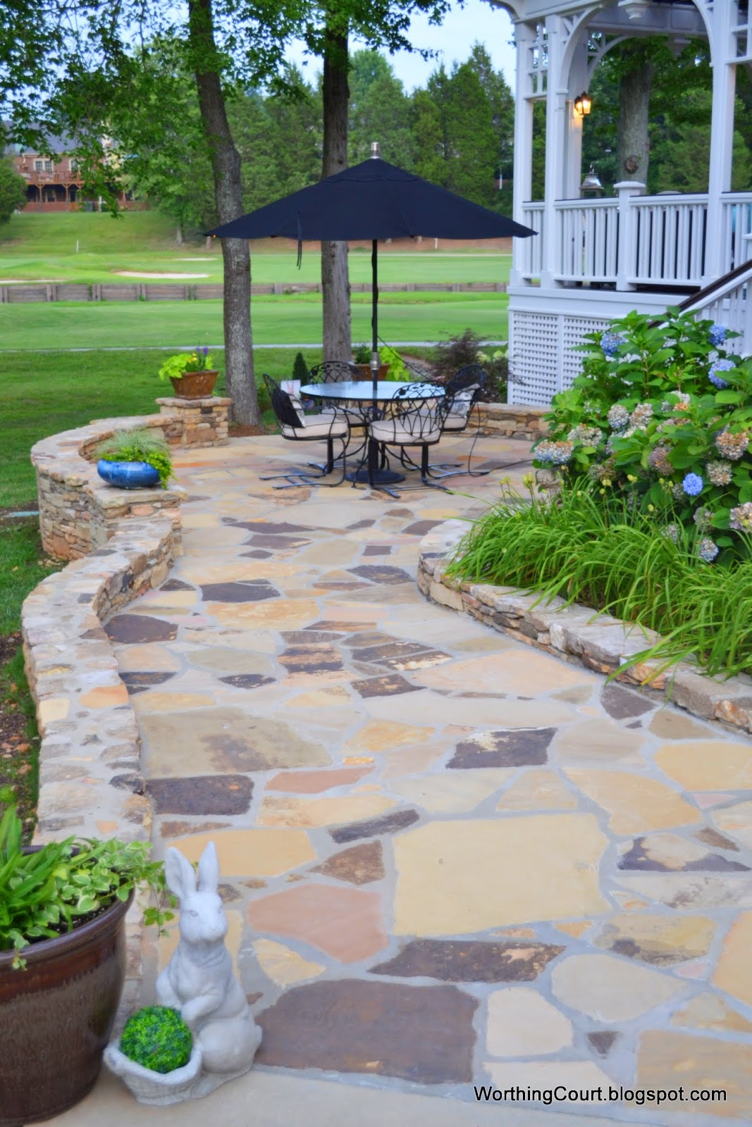 Stone Porch Steps: Inspiration For Your Outdoor Space