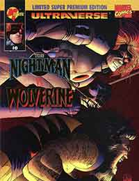 The Night Man Vs. Wolverine