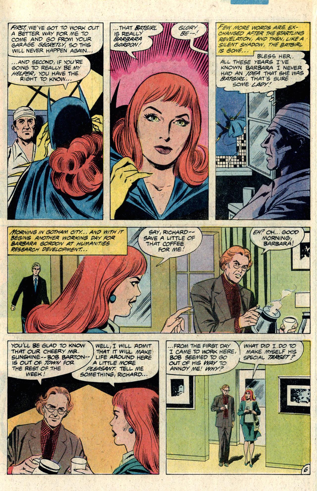 Detective Comics (1937) 505 Page 30