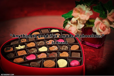 quotes about chocolate dan artinya