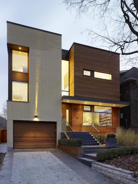 Nice house design, Toronto, Canada