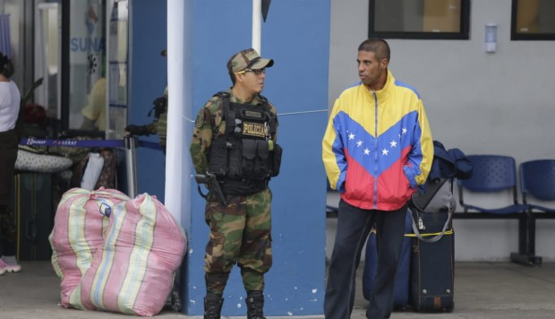 Tumbes: así se vivió en la frontera los últimos minutos de ingreso sin pasaporte