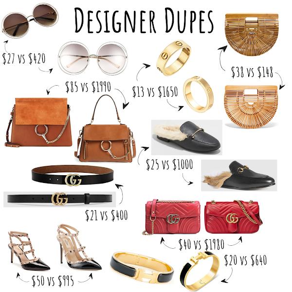 Amazon's Best Designer Dupes