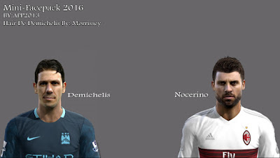 PES 2013 Mini-Facepack 2016 by APP2013