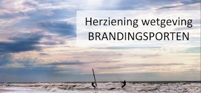 Wetgeving Brandingsporten 2016 Golfsurfen