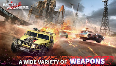 Metal Madness Apk for Android (Apex of Online Action Shooter)