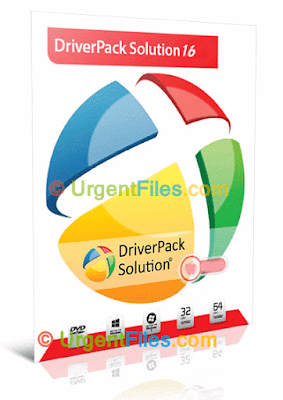 DriverPack Solution 16 Cover
