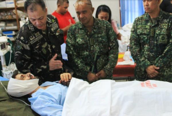 Karna Tak punya Pengalaman, Penyebab 18 tentara Elit Filipina dibantai Abu Sayyaf