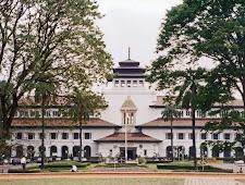 Tempat Wisata Di Bandung - Gedung Sate Bandung