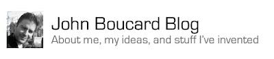 John Boucard - Personal Blog