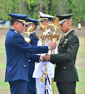 KSAU Lantik 19 Penerbang TNI