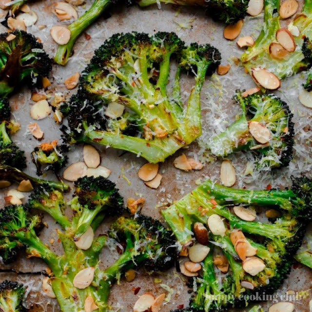 Crack Broccoli Recipe