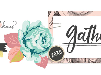 MAGGIE HOLMES DESIGN TEAM: GATHER BLOG HOP