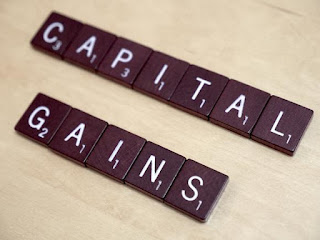 earn money through capital gain from stock