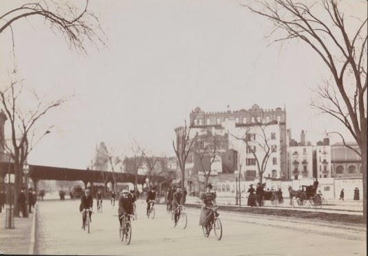new york history geschichte bicycling in new york. Black Bedroom Furniture Sets. Home Design Ideas