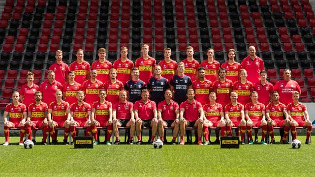 Hollanda Ligi Şampiyonları Go Ahead Eagles - Kurgu Gücü