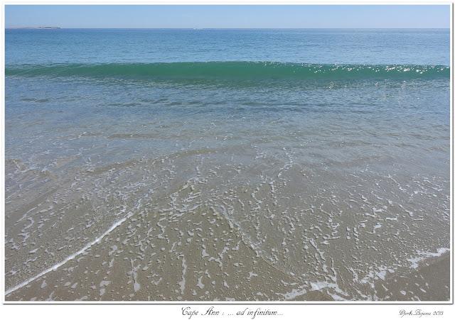 Cape Ann: ... ad infinitum...