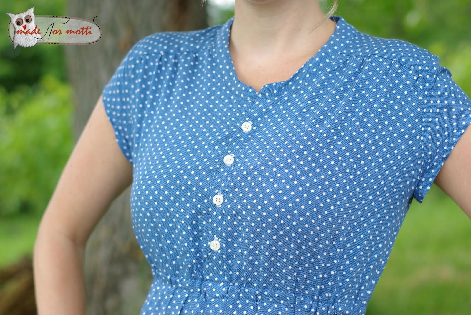 Knopfleiste Nähen made for motti endlich mal wieder was für mich mein marigold kleid