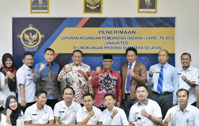 Amazing, Dua Tahun Berturut-turut LKPD Muba Tercepat se-Indonesia